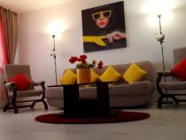 Închiriez apartament decomandat 3 camere-statiunea Mamaia