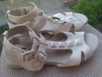 Sandale piele noi Vagabond, mar 38 (23.4 cm)