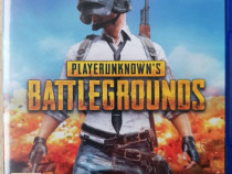 PS4 Game: Player Unknown's BattleGrounds (PUBG)