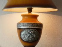 Veioză ceramică mare 64 cm