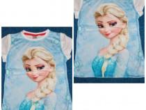 Tricou Nou Frozen-Elsa, orig DISNEY, 7,8,9,10,11,12,13,14