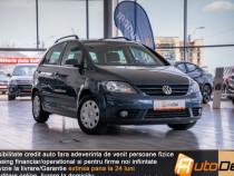 "VW Golf Plus 1,4 TSI DSG ""United"""