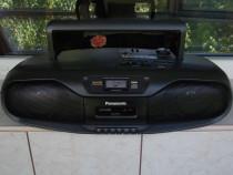 Radio PANASONIC Rx-Ds101 casetofon cd, boombox portabil