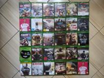 Xbox One: COD, FarCry, Lego, NFS, Star Wars, Crew, Fifa, etc