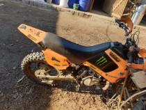 Moto Cross Cagiva 125 power valve