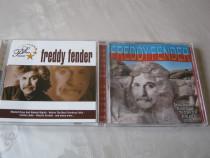 Freddy Fender,2 cd originale,noi,made in canada,raritati,lux