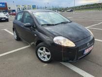 Fiat Grande Punto 2010, Black 95500 km, 1242 cm3