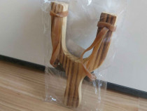 Set 2 _Prastii- făcute din lemn cu corzi elastice