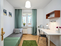 Camera de o persoana in Apartament 4 cam Cluj Gheorgheni