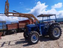 Tractor ford 7600 4x4cu încărcător frontal
