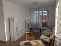 Apartament 3 camere, balcon mare, priveliste superba terra
