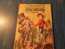 Aventurile lui Tom Sawyer de Mark Twain ( carte pt copii )