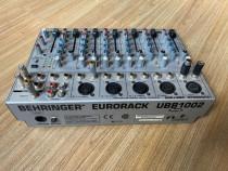 Mixer Behringer EURORACK UBB1002