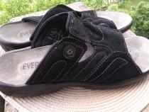 Slapi/Sandale ,piele Everest, mar 44 (28 cm),