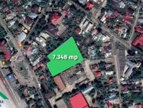 Teren construcții în Tecuci, cu suprafața de 7.348 mp