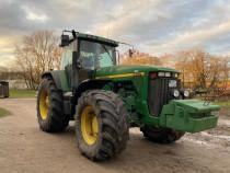 Tractor John Deere 8400, AC, 4x4,stare perfecta. IMPORT 2021