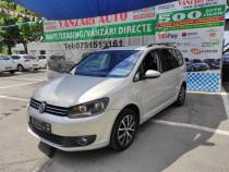 VW Touran,1.6Diesel,2011,Euro 5,Navi,Finantare Rate
