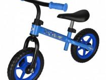 Bicicleta fara pedale pt Copii, Pedagogica, Albastra, NOUA