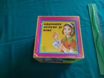 Joc vechi românesc* răspunde repede și bine* ediție 1978