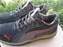 Pantofi protectie noi Puma mar 39, UK 6 (25.2 cm)