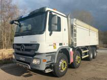 Mercede Camion bascula 8x4