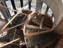 Scari beton, scari exterioare, scara interior scara exterior