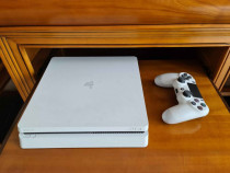 Consolă Sony Playstation 4 Slim, 500 GB, Albă