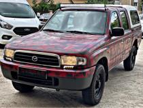 Mazda B 2500 / 4x4 / clima / blocant