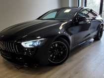Mercedes-amg gt 53 4matic+ 4 door coupe