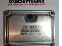 ECU Calculator motor Audi A4 2.5 TDI - diverse modele
