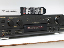 Statie/Tuner Technics SA-AX530+Telecomanda.