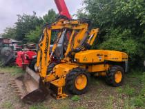 Excavator mecalac 12 mxt