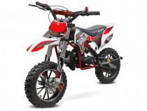 Motocicleta electrica pentru copii Eco Gazelle 500W 24V Rosu