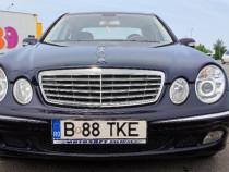 Mercedes benz e270 cdi elegance unic proprietar ro de nouă