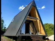 Case garaje containere cabane modulare