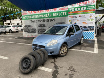 Fiat Grande Punto,1.4Benzina,2007,Finantare Rate