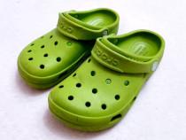 Saboți Crocs, șlapi, papuci plajă, unisex J1 (33 - 34 EU)