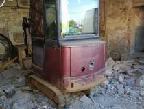 Miniexcavator bobcat 320 digger