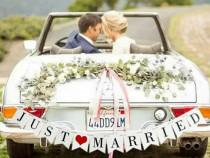 Banner proaspat casatoriti