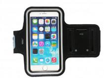 Husa telefon MRG M592, Pentru brat, 4.7 inch, Negru C592