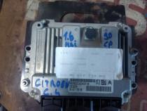Calculator Motor / ECU Citroen c4 9661773380 1.6hdi 90 cp