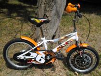Bicicletă DHS, pentru copii