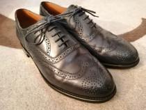 Pantofi din piele naturala VAN BOMMEL, masura 45
