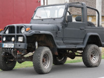 Jeep Wrangler 4x4 - an 1995, 2.2 Td (Diesel)