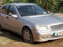 Mercedes C200 / C220 - an 2006, 2.2 Cdi (Diesel)