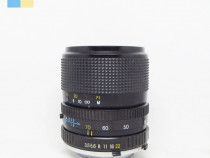 Obiectiv Exakta 35-70mm f/3.5-4.5 MC Macro Minolta MD