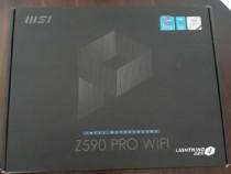 Kit gaming i7 10700k + MSI Z590 PRO WIFI LGA 1200 , noi, gar