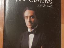 CD audio - Arii de Verdi cantate de Jose Carreras