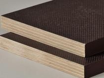Placaj antiderapant din lemn de plop 2500x1250x27mm