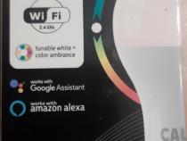 Becuri inteligente calex wifi